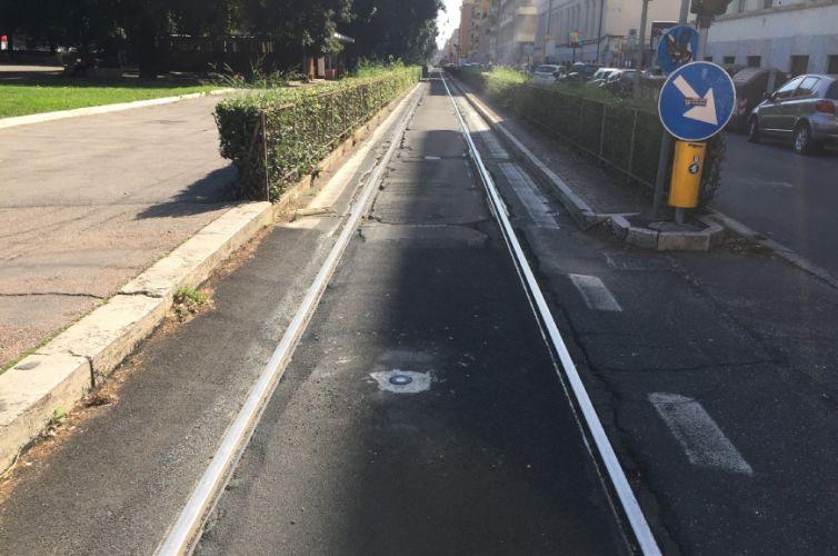 Regolazione semaforica quartiere Flaminio