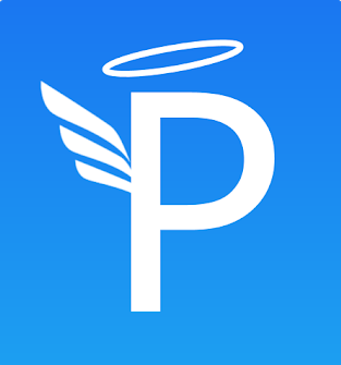 app parking angel logo