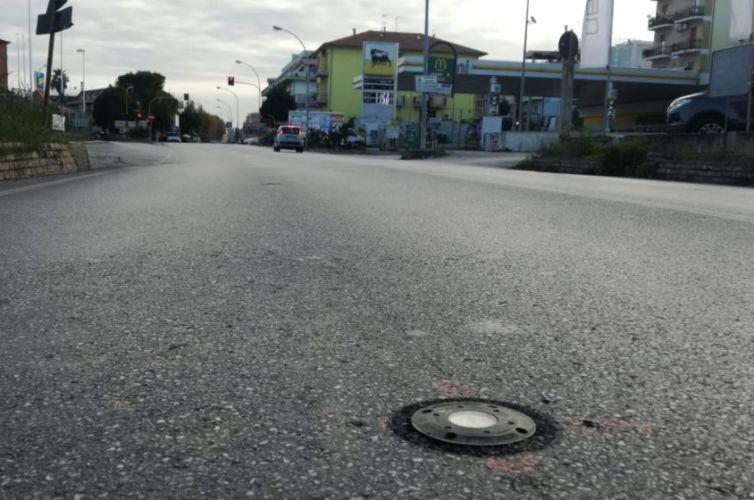 Monitoraggio del traffico a San Benedetto del Tronto